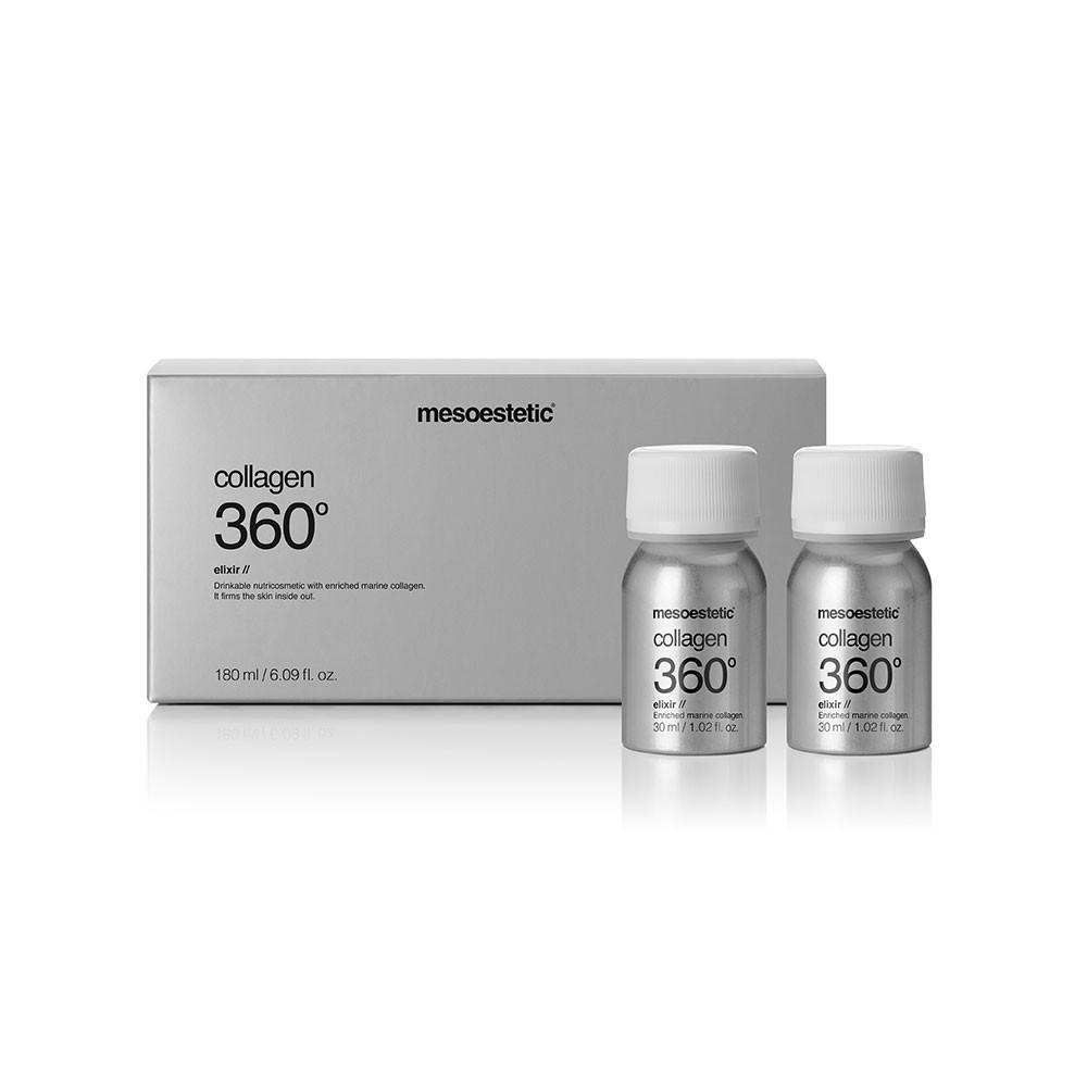Collagen 360 Elixir - Нутрикосметический эликсир 6х30 мл. Mesoestetic