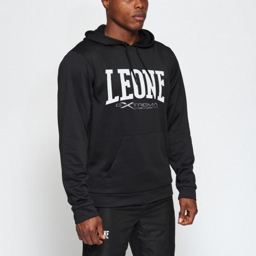 Толстовка з капюшоном Leone Logo Black L
