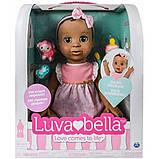 Luvabella Интерактивная реалистичная кукла Лувабелла темнокожая 6044113 Doll Dark Brown Hair, фото 2