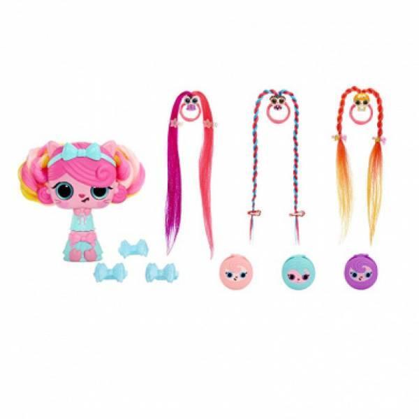 Pop Pop Hair Великий набір сюрприз 3 в 1 Модна зачіска Ultra Hair Surprise with 20+ Surprises