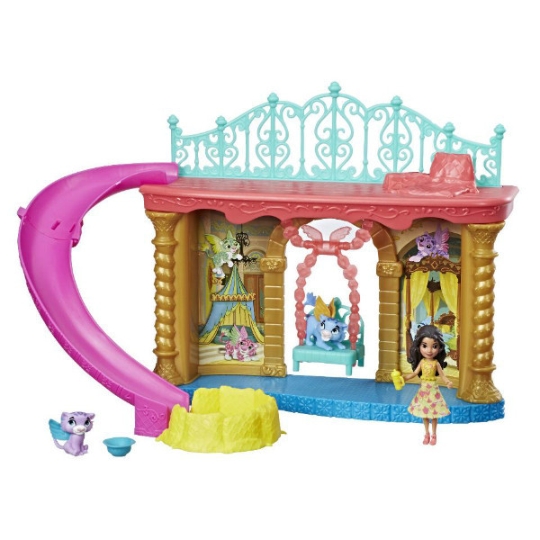Disney Олена з Авалора Палац крилатих левенят дитячий майданчик Elena of Avalor Jaquin Playground Playset