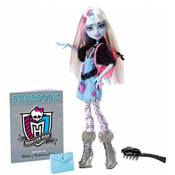 Monster High Эбби Боминейбл день фотографии Picture Day Abbey Bominable