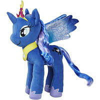 My Little Pony Мягкая игрушка принцесса луна ночная 33см E0430 The Movie Princess Luna Large Soft Plush