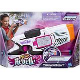 Nerf Rebelle Бластер для девочки B7452 Cornersight, фото 2