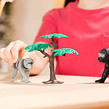 Terra Мир Джунглей фигурки 2770Z Jungle World Assorted Miniature Jungle Animal 60 Pc, фото 4