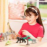 Terra Мир Джунглей фигурки 2770Z Jungle World Assorted Miniature Jungle Animal 60 Pc, фото 5
