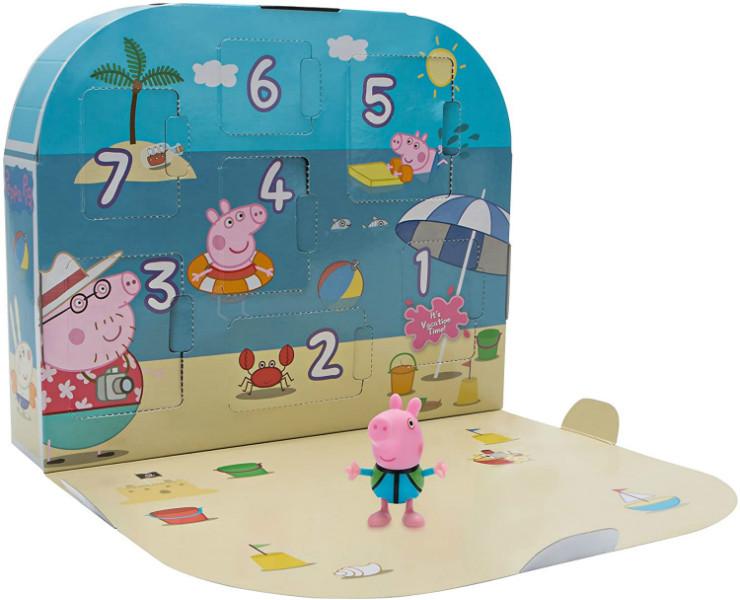 Peppa Pig Обратный отсчет к Отдыху Свинка Пеппа 97012 Vacation Countdown