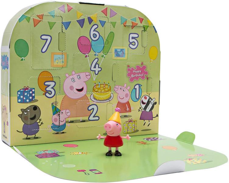 Peppa Pig Обратный отсчет к Дню рождения Свинка Пеппа 97011 Birthday Countdown