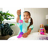 Barbie Барби Дримтопия русалочка и слайм GKT75 Dreamtopia Slime Mermaid, фото 2