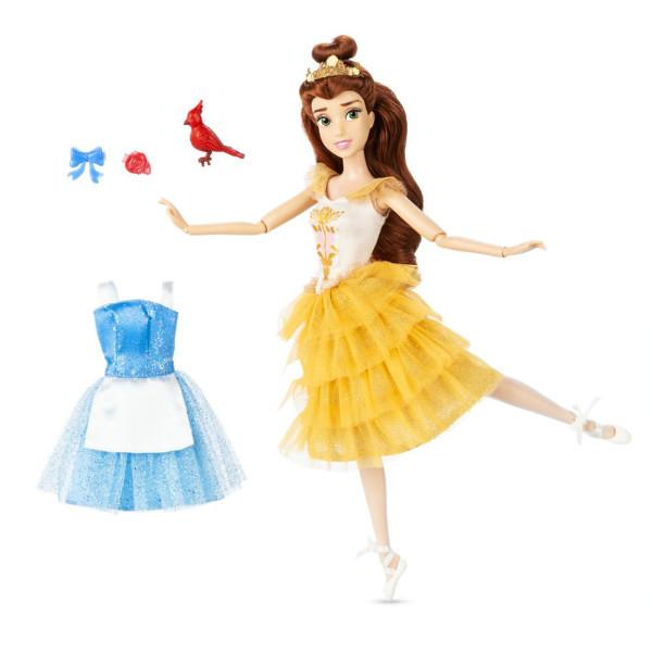 Disney Класична лялька принцеса Белль балерина 2020 Bell Ballet Doll