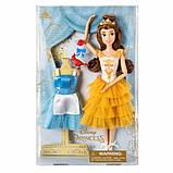 Disney Класична лялька принцеса Белль балерина 2020 Bell Ballet Doll, фото 2