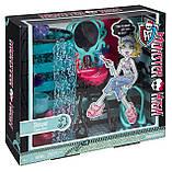 Monster High Набор душ Лагуны Блю Y7715 Lagoona Blue Shower Playset, фото 2