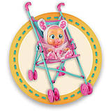 Cry Babies Коляска трость для кукол пупсов 99999IM Bebés Llorones Pushchair, фото 2