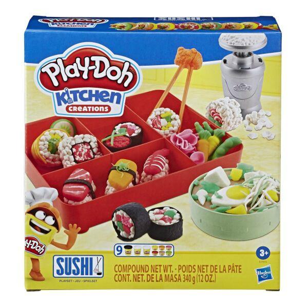 Play-Doh Kitchen Ігровий набір Суші E7915 Creations sushi
