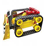 Little Tikes Автомобиль 2-в-1 с дистанционным управлением гонка бульдозер Dozer Racer 2-in-1 Rc Vehicle, фото 3