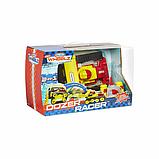 Little Tikes Автомобиль 2-в-1 с дистанционным управлением гонка бульдозер Dozer Racer 2-in-1 Rc Vehicle, фото 4