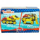 Little Tikes Автомобиль 2-в-1 с дистанционным управлением гонка бульдозер Dozer Racer 2-in-1 Rc Vehicle, фото 5