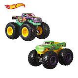 Hot Wheels Monster trucks Набор машинок внедорожников GJF67 1:64 Scale A51 Patrol Test Subject, фото 3