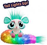 Mattel Lil' Gleemerz Інтерактивний вихованець блискучий GJH09 Glittereez Glitzette Figure, фото 5