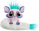 Mattel Lil' Gleemerz Інтерактивний вихованець блискучий GJH09 Glittereez Glitzette Figure, фото 7
