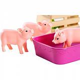 """Barbie Барбі і Кен набір """" ферма Солодкий сад Sweet Orchard Barn Farm Playset, фото 5"""