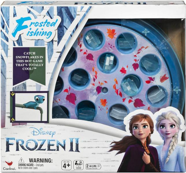 Cardinal Настільна гра снігова рибалка холодне серце 2 6054132 Disney Frozen 2 Frosted Fishing Game