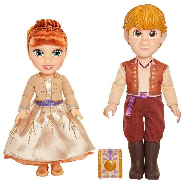 Disney frozen 2 холодное сердце 2 Набор кукол Анна и Кристофф свадьба Anna and Kristoff Proposal Gift Set