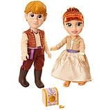 Disney frozen 2 холодное сердце 2 Набор кукол Анна и Кристофф свадьба Anna and Kristoff Proposal Gift Set, фото 3