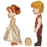 Disney frozen 2 холодное сердце 2 Набор кукол Анна и Кристофф свадьба Anna and Kristoff Proposal Gift Set, фото 4