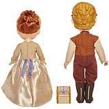 Disney frozen 2 холодное сердце 2 Набор кукол Анна и Кристофф свадьба Anna and Kristoff Proposal Gift Set, фото 5