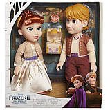 Disney frozen 2 холодное сердце 2 Набор кукол Анна и Кристофф свадьба Anna and Kristoff Proposal Gift Set, фото 6