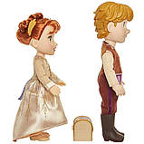Disney frozen 2 холодное сердце 2 Набор кукол Анна и Кристофф свадьба Anna and Kristoff Proposal Gift Set, фото 9