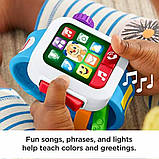 Fisher-Price Смейся и учись Умные часы щенок GJW17 Laugh Learn Time to Learn Smartwatch, фото 8