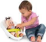 Smoby Ходунки коляска для куклы пупса 3 в 1 Миникисс Веселые животные 210206 baby walker Mini Kiss, фото 2