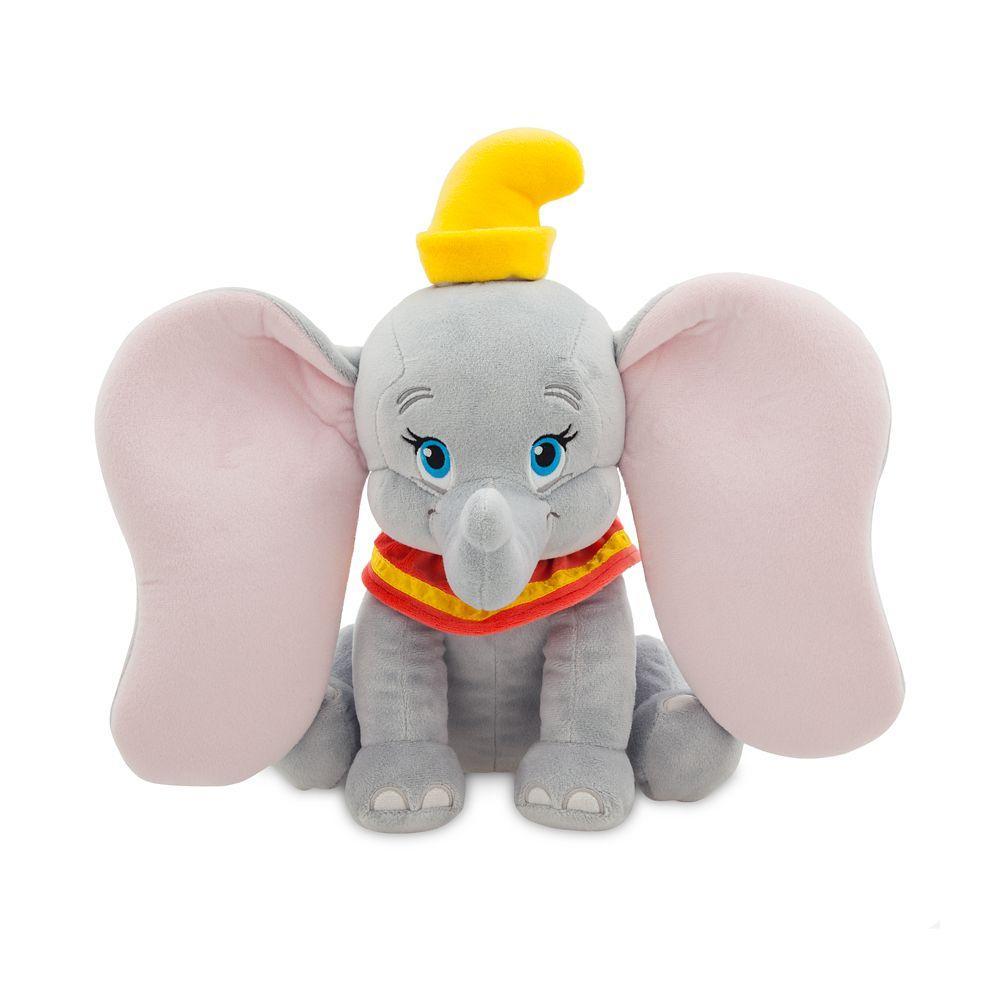 Disney Мягкая игрушка слоненок Дамбо Dumbo Plush Medium 14 Inch