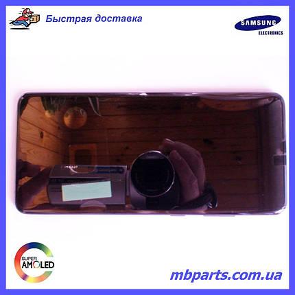 Дисплей с сенсором Samsung G988 Galaxy S20 Ultra  Gray, GH82-22271B, оригинал!, фото 2