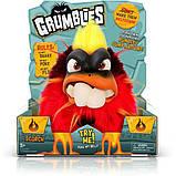 Grumblies Інтерактивний грамблиес Скорч вулкан 01893 Scorch Red, фото 6