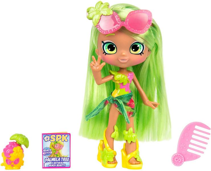 Shopkins Shoppie Лялька Палмела Три Пляжний стиль 57159 Palmela Tree Doll Single Pack