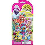 Shopkins Shoppie S10 Кукла Лолита Попс Шопстайл 56932 Lolita Pops Doll Lil Secrets Single Pack, фото 4