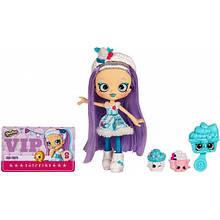 Shopkins Shoppie S10 Кукла Фея Фрия Шопстайл 56709 Fria Froyo Doll Single Pack