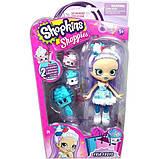 Shopkins Shoppie S10 Кукла Фея Фрия Шопстайл 56709 Fria Froyo Doll Single Pack, фото 3