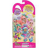 Shopkins Shoppie S10 Кукла Ясента Шопстайл 56935 Jascenta Doll Single Pack, фото 3