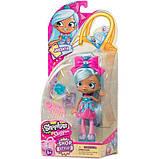 Shopkins Shoppie S10 Кукла Ясента Шопстайл 56935 Jascenta Doll Single Pack, фото 4
