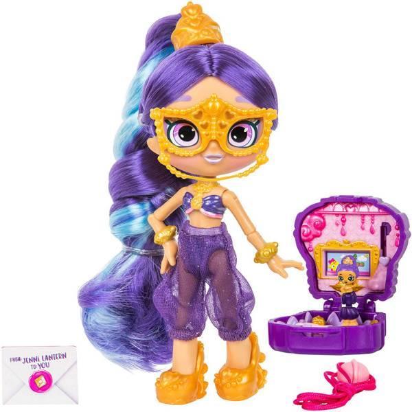 Shopkins Shoppie S2 Дженні Лялька Лантерн Маленькі секрети 57259 Jenni Lantern Lil' Secrets Shoppies