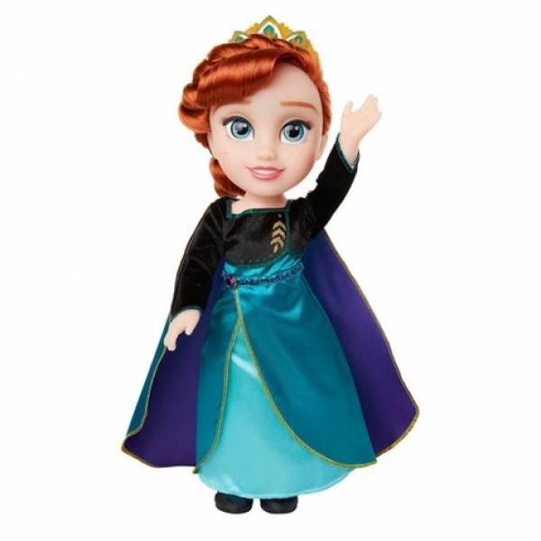 Disney frozen 2 холодне серце 2 королева Анна Queen Anna Fashion Doll 15 Inch