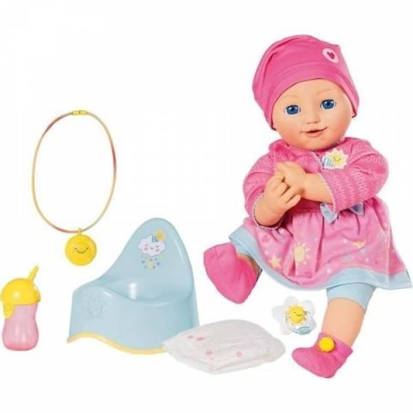 Zapf Інтерактивна Еллі посміхається 960202 Elli Smiles baby born