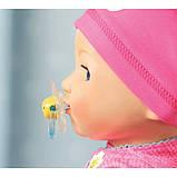 Zapf Інтерактивна Еллі посміхається 960202 Elli Smiles baby born, фото 2