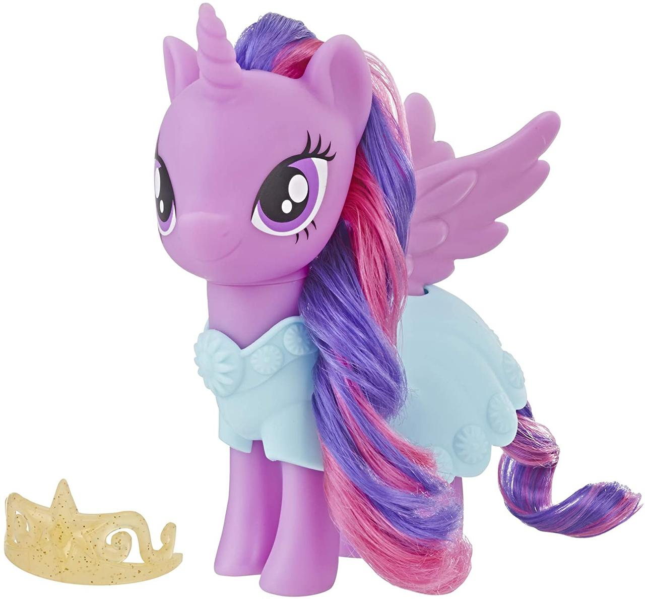 My Little Pony Твайлайт Спаркл Іскорка в святковому вбранні E5611 E5551 Dress Up Friendship Twilight Sparkle