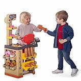 Smoby Дитячий супермаркет пекарня булочна Багети і круасани 350220 Big Bakery Shop, фото 4