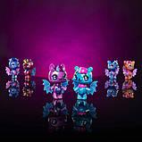 Hatchimals яйцо сюрприз Светящиеся в темноте фигурки 6055035 Glow Up  3-Inch Magic Dusk Collectible Figure, фото 2